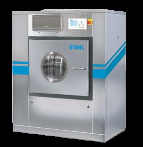 Máquinas de Lavar Industriais de Alta Extração com Barreira Sanitária