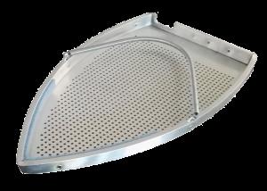 Solas para Ferros de Engomar - Alumínio
