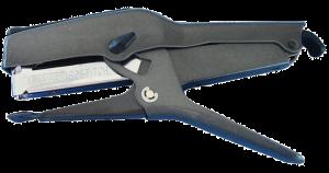 Materiais para marcação de roupa - agrafador